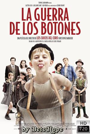 La Guerra de los Botones [720p] [2011] Latino [Google Drive] GloboTV