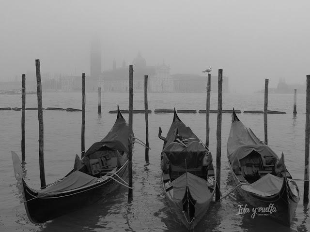 Qué hacer Venecia entre la niebla