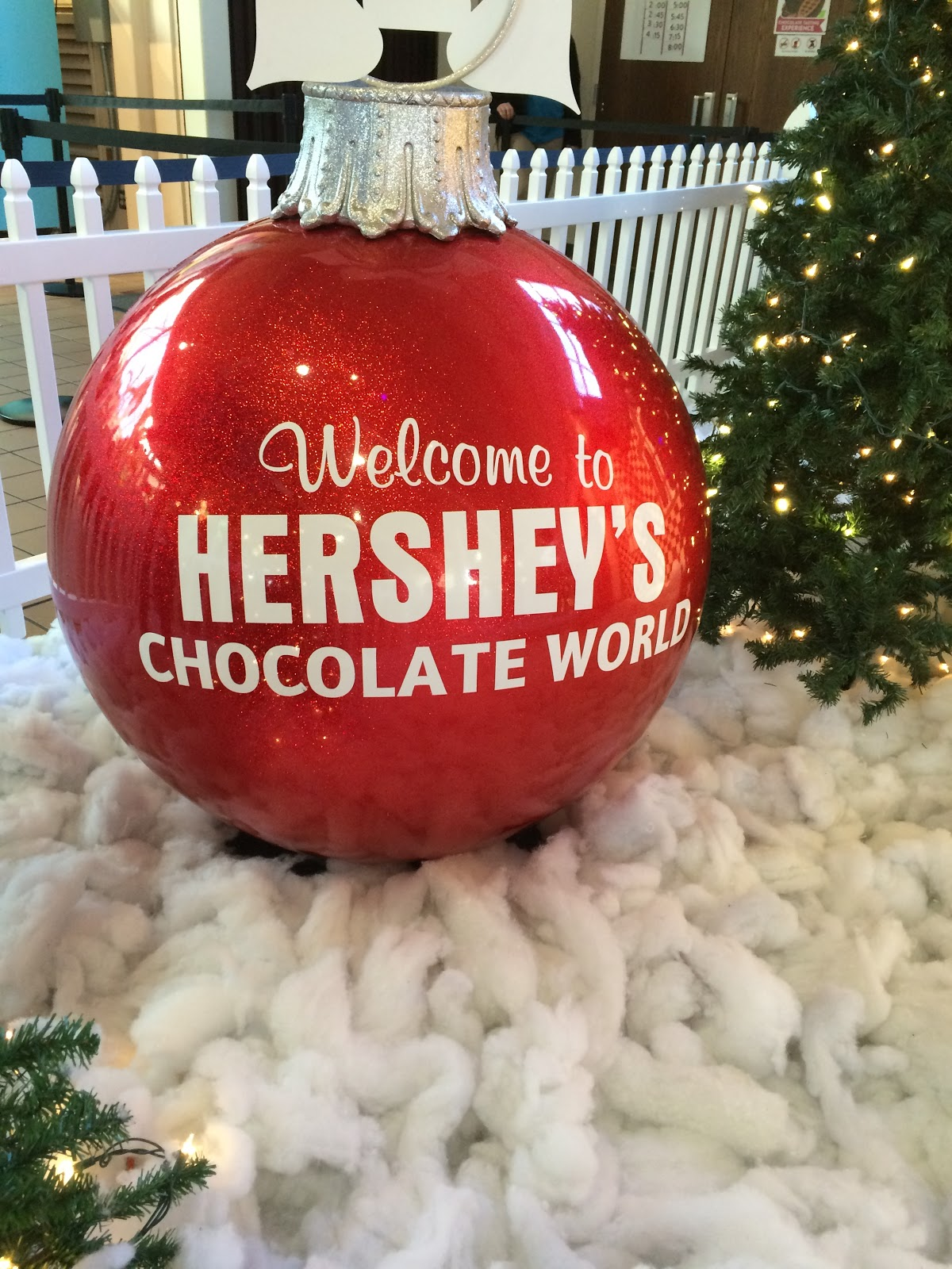 we love the hershey story museum which we visited in the summer time they have wonderful activities for kids during the holiday season also - Christmas At Hershey