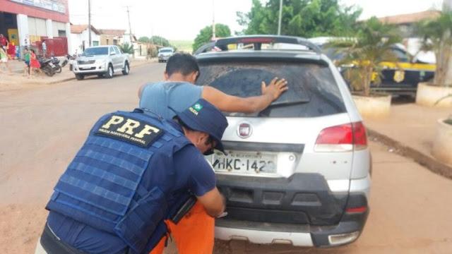 Polícia Rodoviária Federal apreende 87 veículos em sete dias de operação no Maranhão