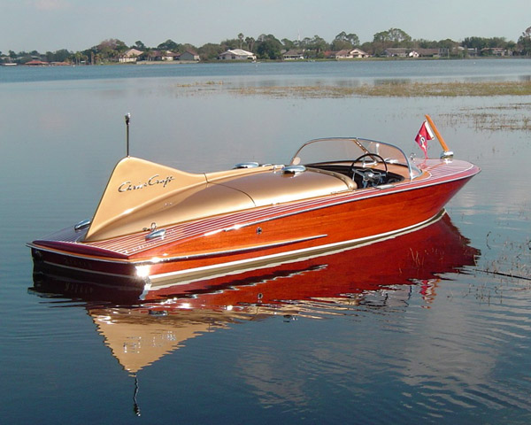 Chris Craft Cobra Plans