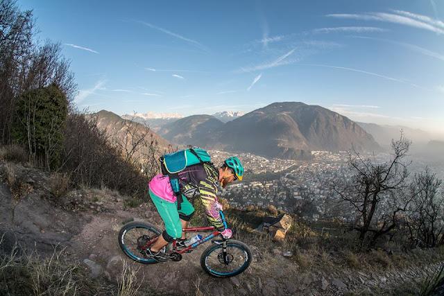Mountainbiken Bozen