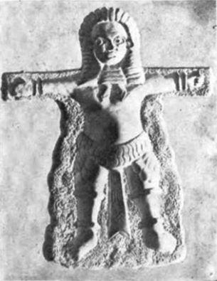 crucifijo maya, cultura maya, dios blanco mayas, historia oculta de cristo,
