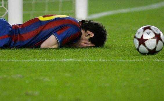 Inilah Kelemahan Messi Yang Tidak Diketahui Banyak Orang, Kok bisa
