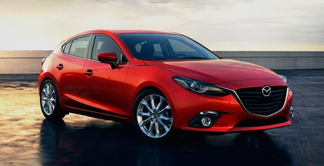 2018 Mazda 3 Redesign