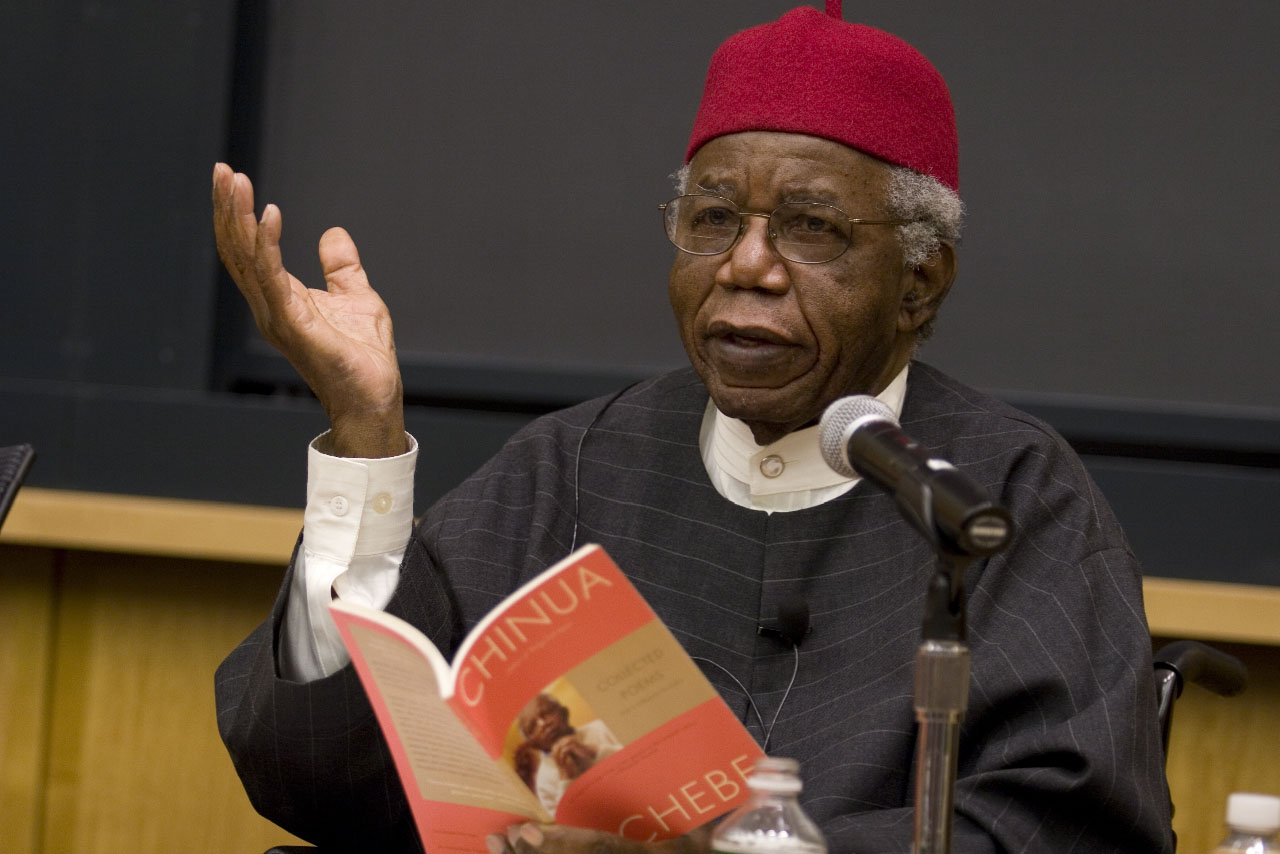 Chinua Achebe Biography