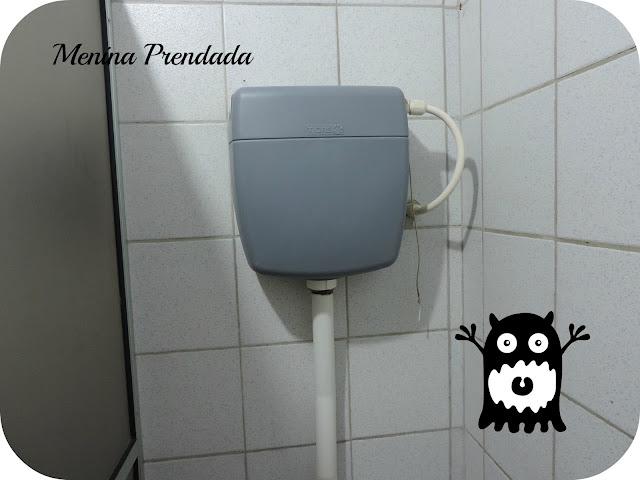 1 Projeto Por Mês Consertando O Banheiro Menina Prendada