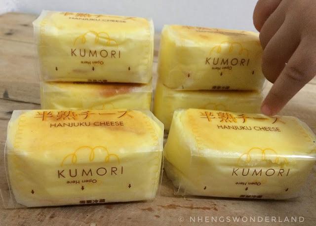 Kumori - Hanjuku Cheese