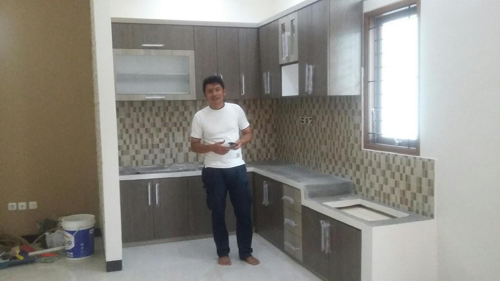 Kitchen Set Murah Pabrik Kitchen Set Minimalis 30 Gambar Kitchen