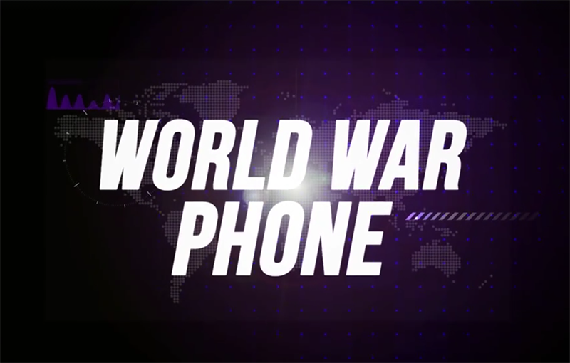 World War Phone analysis