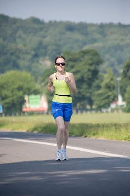 Tęsknię za bieganiem