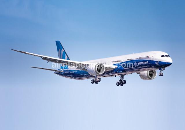 Boeing 787-10 Dreamliner specs