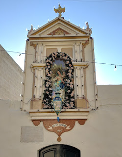 The Assumption of Our Lady, festa, Zebbug, Gozo, Mary
