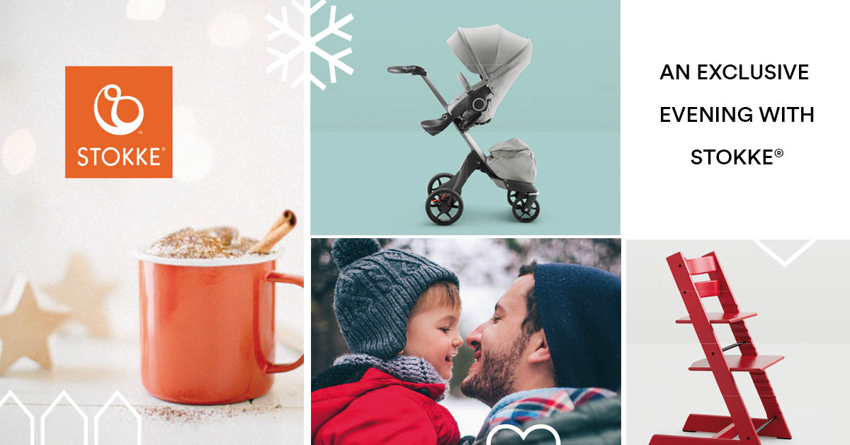 An Exclusive Christmas Evening With Stokke