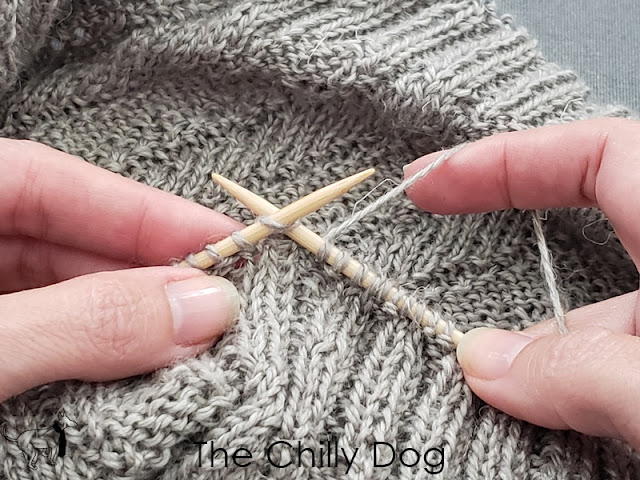 3 tips for tight knitters so you don't have to go up several needle sizes to get gauge.