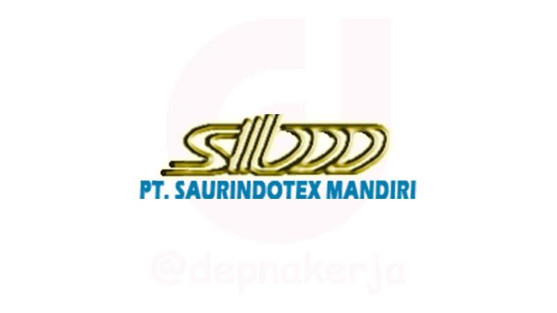 Lowongan Kerja PT Saurindotex Mandiri - Minimal D3 Semua Jurusan