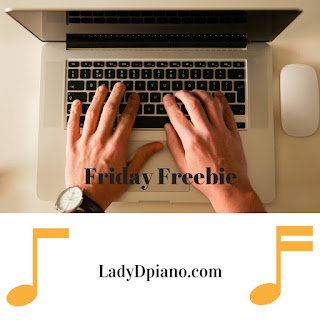 Friday Freebie: LadyDpiano