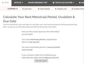 calculadoramenstrual
