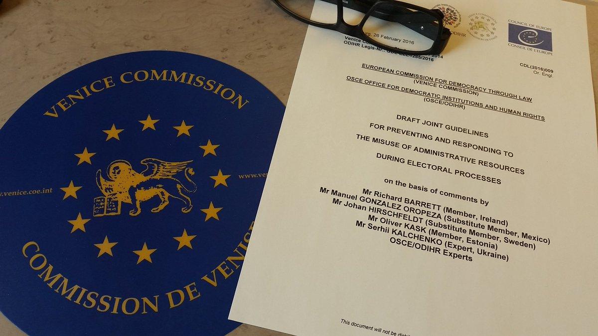 Este martes se conocerá el documento completo de la comisión europea / WEB