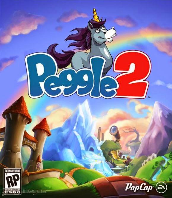 Cover Caratula Peggle 2 XBOX 360 ESPAÑOL XBLA