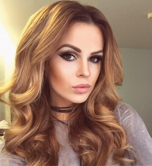 Cum arata iubita lui Adam Nemec - Zuzana Kollarova Miss Slovacia