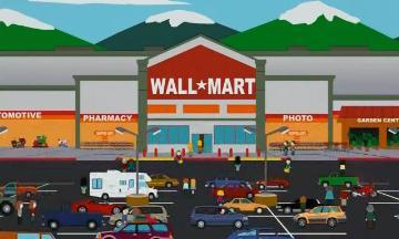 South Park Episodio 08x09 La llegada de Wall-Mart