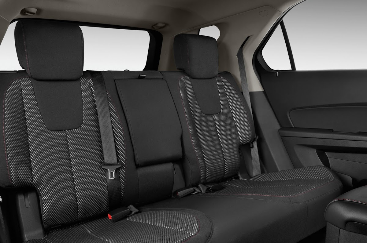 Chevy Equinox Car Seat Covers