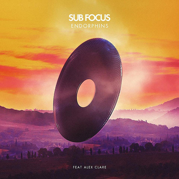 Great White DJ: Sub Focus and Alex Clare Release Endorphins