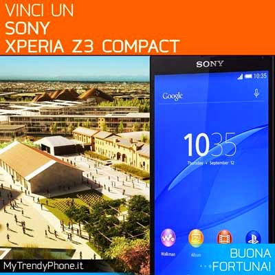 Sony Xperia Z3 Compact contest