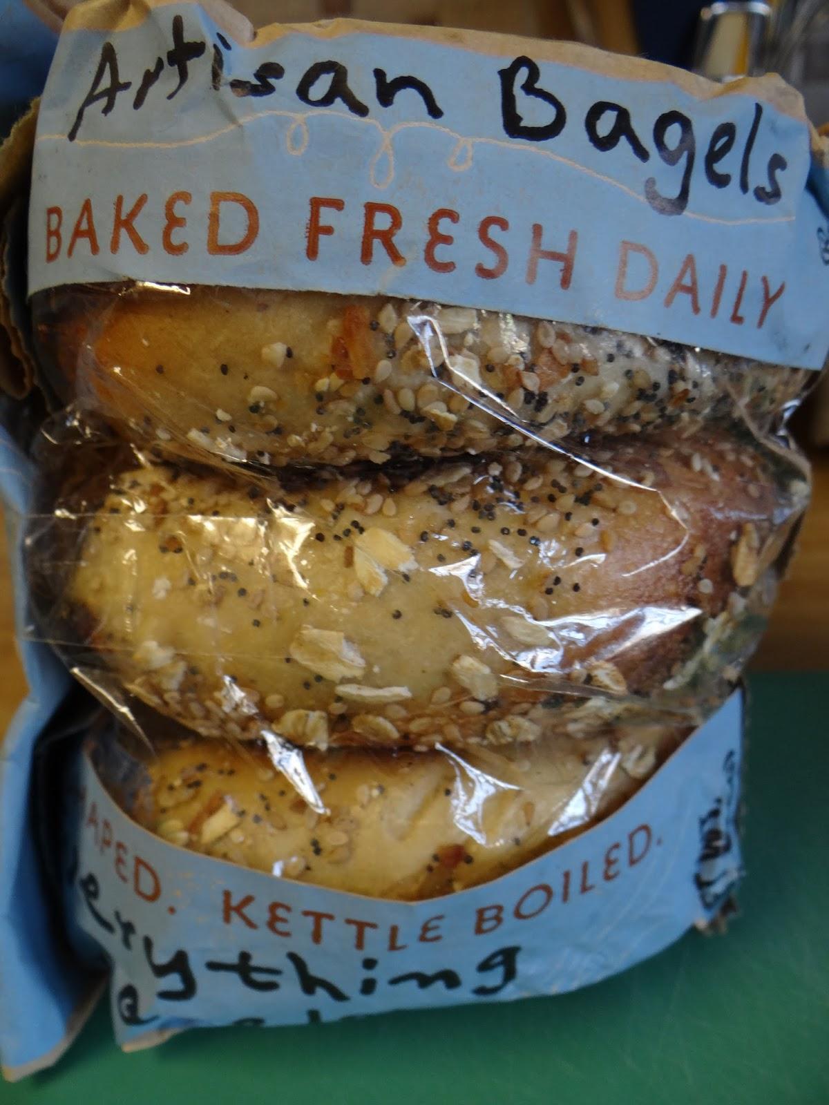 Fresh New York Bagels Shipped