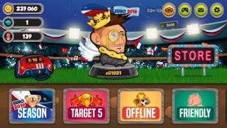 Game Sepak Bola Android / IOS Terbaik dan Terpopuler - Online Head Ball