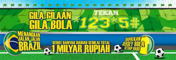 XL Meriahkan Indonesia Cellular Show 2014