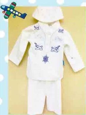 Baju Koko bayi moderen dan lucu