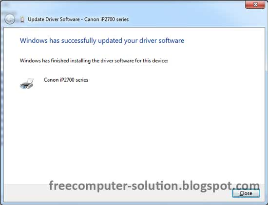 How to Install a Canon Printer ip2770 Without the Installation Disk