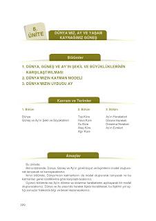 6. Sınıf Türkçe Çalışma Kitabı Cevapları Eksen Sayfa 230