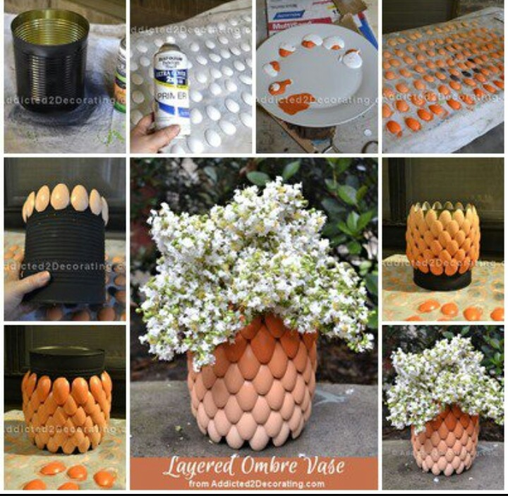 Recycling of waste material handmade crafts ideas for Waste material craft works