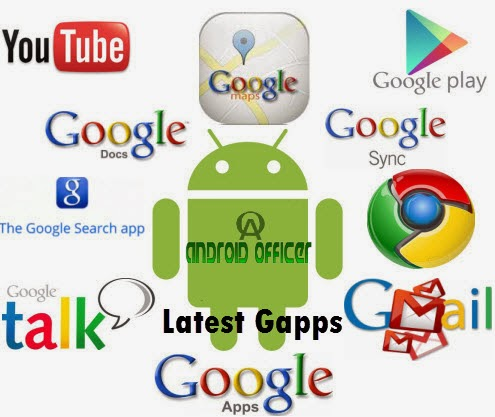 Latest Gapps for Android