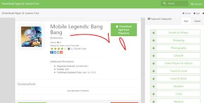 Tempat Download Game Android Gratis Terbaru