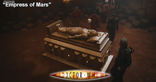 Doctor Who 273: Empress of Mars