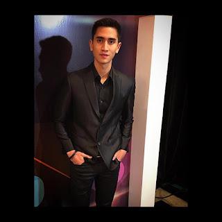 Aktor Ganteng Verrell Bramasta