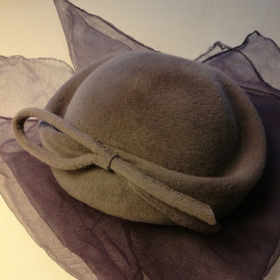 1950s vintage womens hat