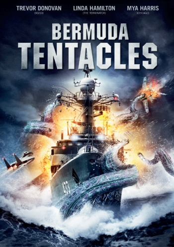 Bermuda Tentacles 2014 Dual Audio Hindi 720p BluRay 700MB