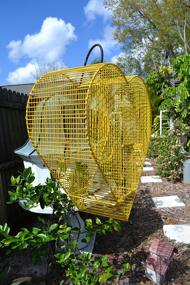 My Trinkets Heart Shaped Bird Cage Find