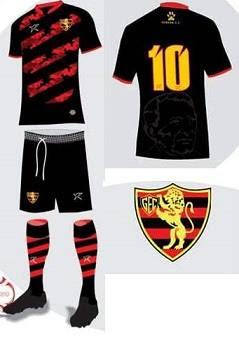 479874862a19d O Cearense do Sertão ®   Novo uniforme do Guarani de Juazeiro