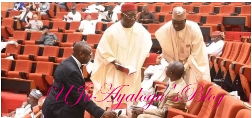 Omo-Agege: Senate appeals suspension nullification