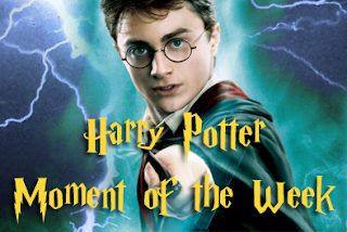 Harry Potter Moment of the Week (9) Book recommendations for Harry
