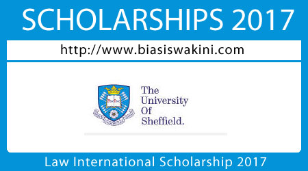 Law International Scholarship 2017