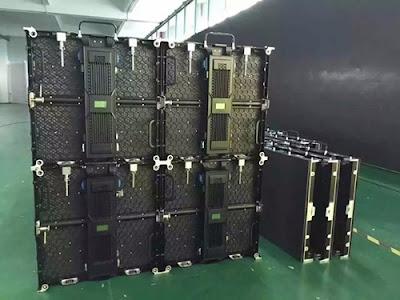 Nơi nhập khẩu màn hình led p3 cabinet tại Tiền Giang