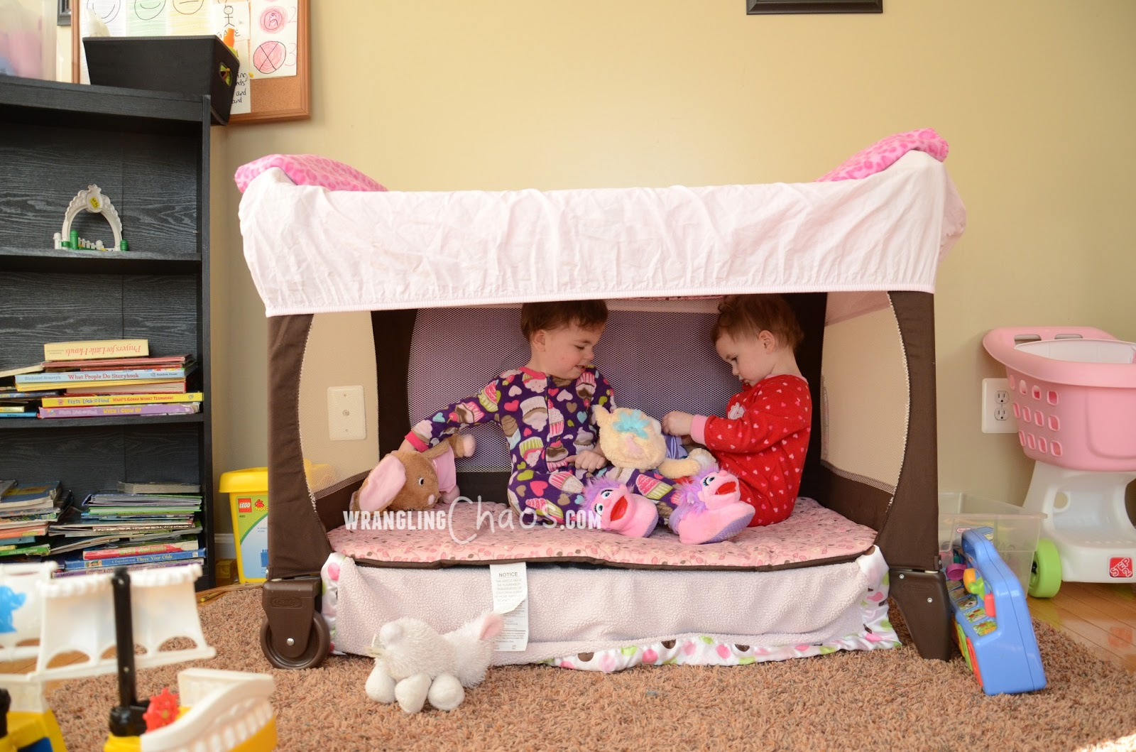 Do It Yourself Tricks To Repurpose Old Crib Or Play Yard Mommy