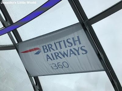 The Brighton British Airways i360 observation tower